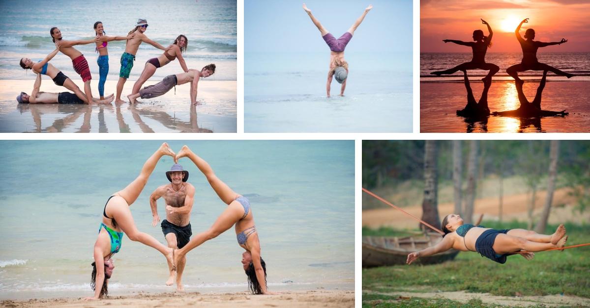 Explore the YogaSlackers