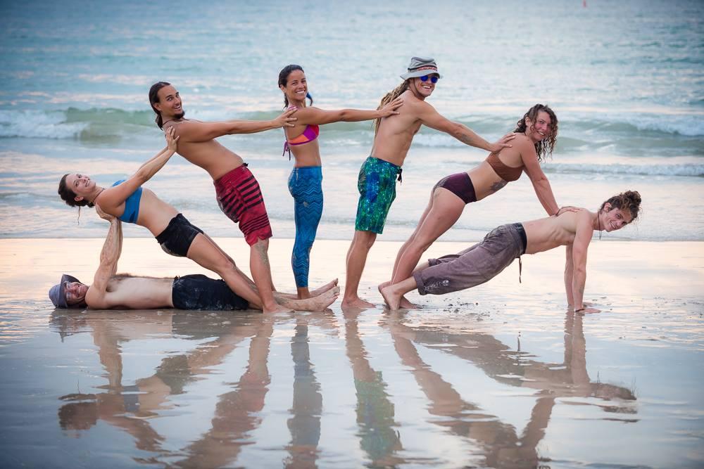 YogaSlackers Rainbow