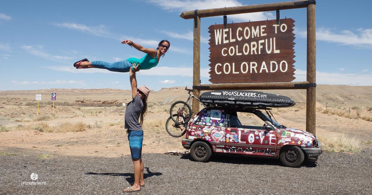 PeaceLoveCar in Colorado