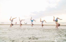 12 Days of Handstands