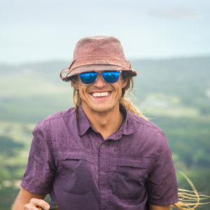 YogaSlackers co-Founder Sam Salwei