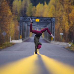 YogaSlackers Handstand Drills