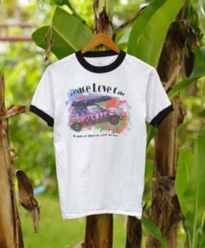 Peace Love Car 50 State Tour Shirt