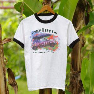 Peace Love Car 50 State Tour Shirt