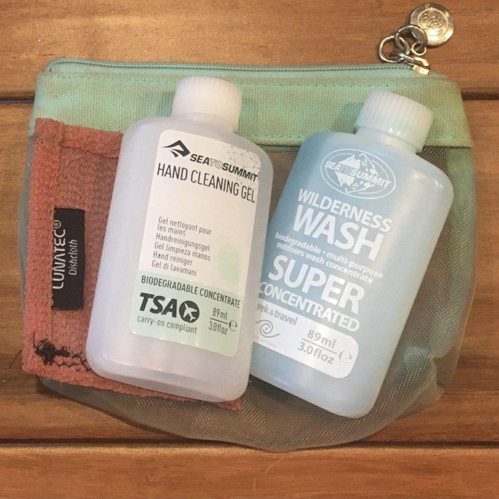Travel Essentials: Dishwashing