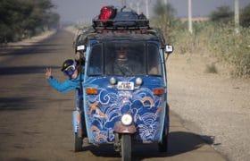 Pimped Rickshaw