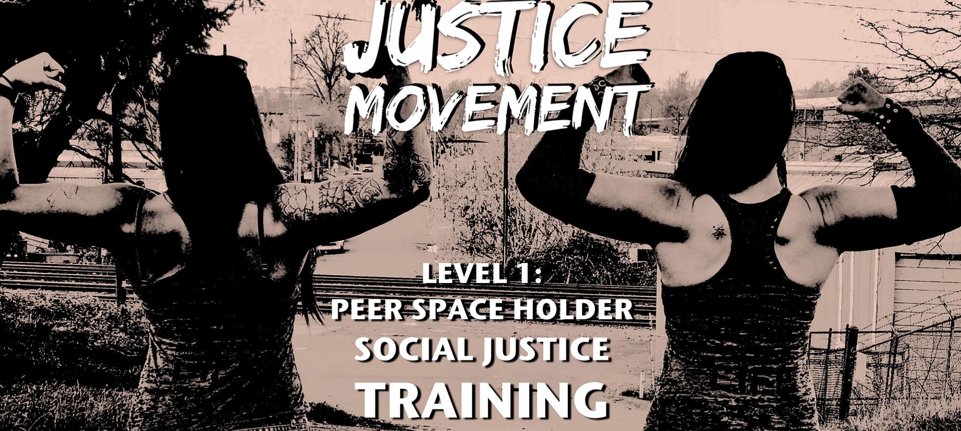 Peer Space Holder by Justice Movement