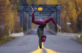 Road Handstand